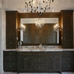 Vanities With Towers 17 Images About Master Bath Vanity Tower On