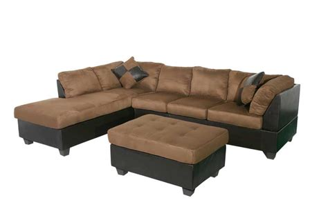 Sectional Sofa Ottoman Sofa And Ottoman Smalltowndjs