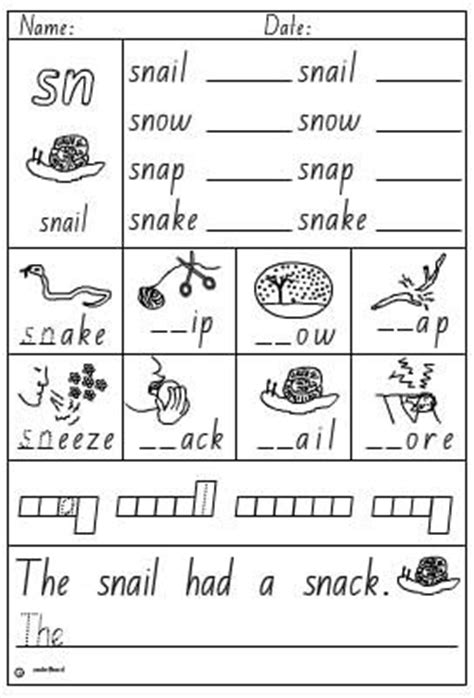 activity sheet blend sn studyladder interactive learning games