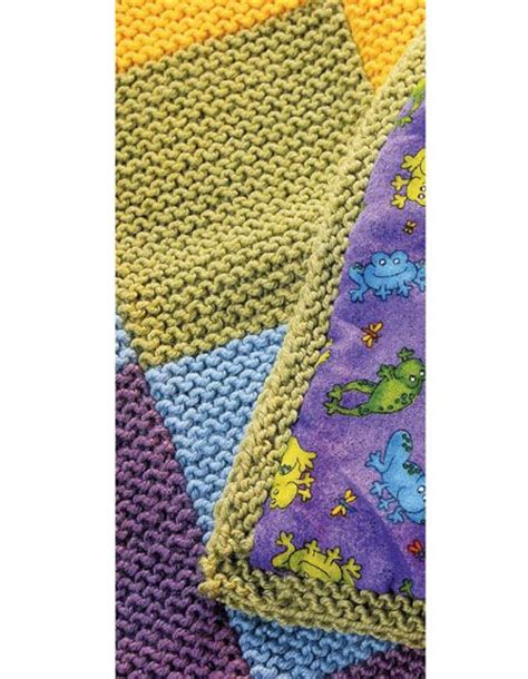 Patchwork Blanket Pattern - patchwork blanket pattern knitting patterns and crochet