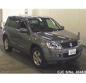 2005 Suzuki Escudo Grand Vitara Gray For Sale  Stock No