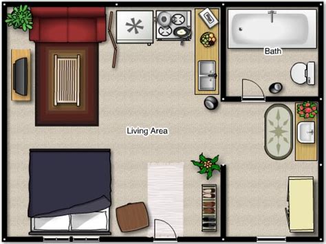 efficiency apartment floor plan efficiency apartment floor plan ideas studio apartment