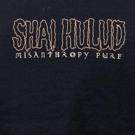 Tshirt Blad Division shai hulud quot misanthropy quot t shirt metal blade records
