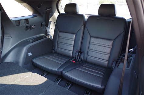 Kia Sorento 3rd Row Seat Review 2016 Kia Sorento Sx Canadian Auto Review