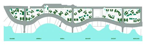 The Plaza Floor Plans by Jbr Map Dubai Floor Plans