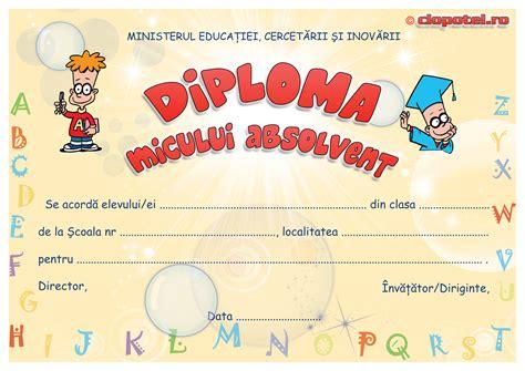 Modele Diplome