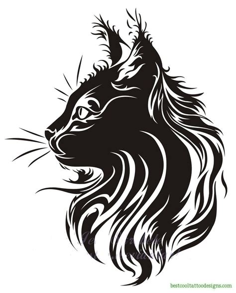 tattoo design cat cat designs