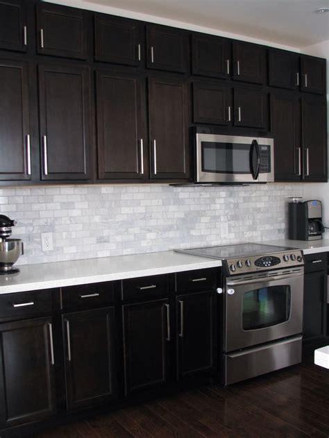 Best 25  Dark kitchen cabinets ideas on Pinterest   Dark