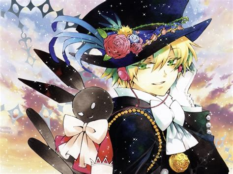 pandora hearts pandora hearts images pandora hearts hd wallpaper and