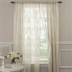 buy laura ashley 174 frosting 84 inch window curtain panel in