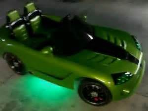 Dodge Viper Power Wheels Modified Power Wheels Custom Built Dodge Viper Venom Part