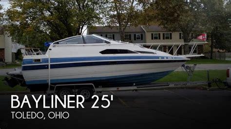 boat brokers toledo ohio sold bayliner ciera 2455 sunbridge boat in toledo oh