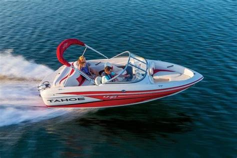 tahoe boat reviews 2014 tahoe q4i boat review top speed