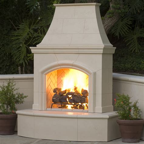 Exterior Gas Fireplace by Outdoor Gas Fireplace American Fyre Designs
