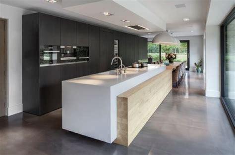 corian dichte moderne keuken vereist bouwkundige aanpassingen