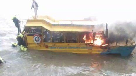 thames river cruise accident duck boat tours standards not met in liverpool and