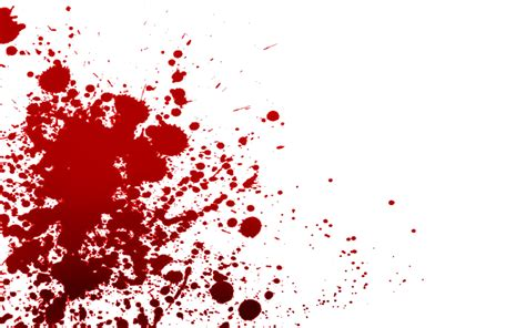 Blood Real In by Blood Splat Cliparts Co