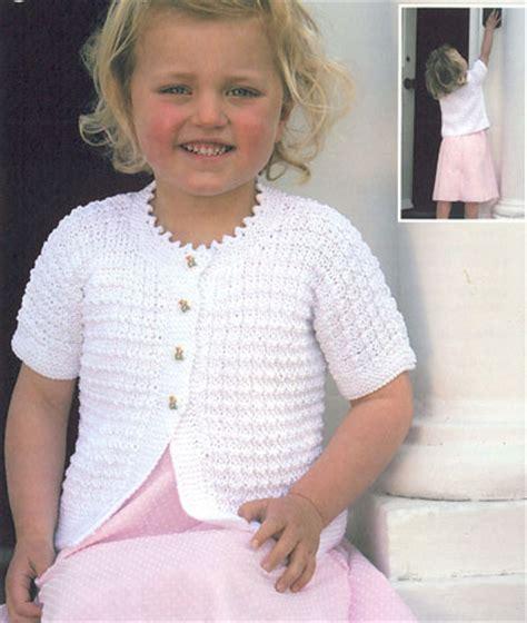 knitting pattern childrens cardigan knitting patterns for short sleeved cardigans knitting