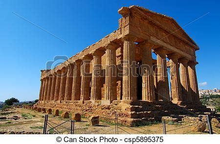 banco di sicilia agrigento banco de imagens de grego sic 237 lia concordia templo