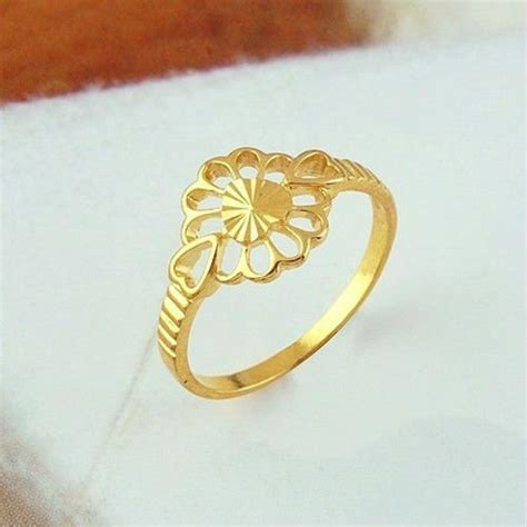 Simple Gold Ring Design For by Designs Of Simple Gold Rings For Www Pixshark