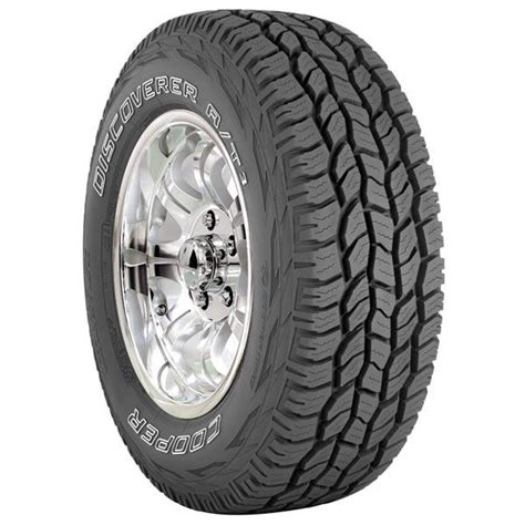 cooper light truck tires 255 65r17 cooper discoverer a t3 suv and light truck tire