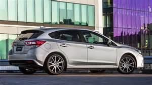 Subaru Imprezza Subaru Impreza 2017 Review Australian Drive