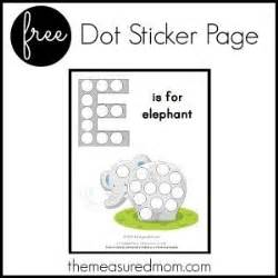 printable dot stickers the o jays letter e and mom on pinterest