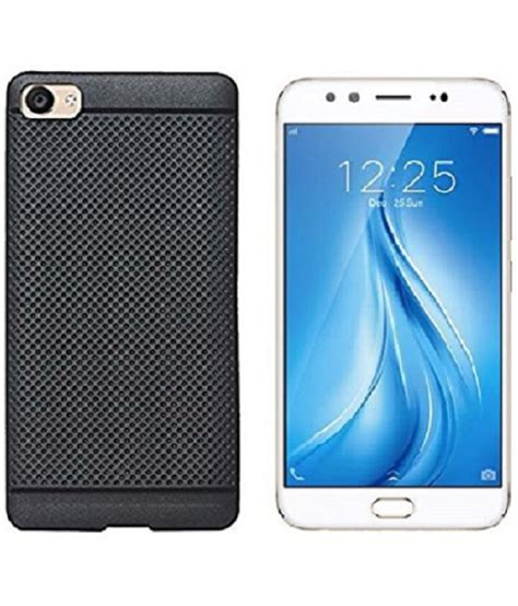Vivo Y53 Y 53 Bostwana Soft Silicon Back Cover Lucu vivo y53 soft silicon cases colorcase black plain back covers at low prices