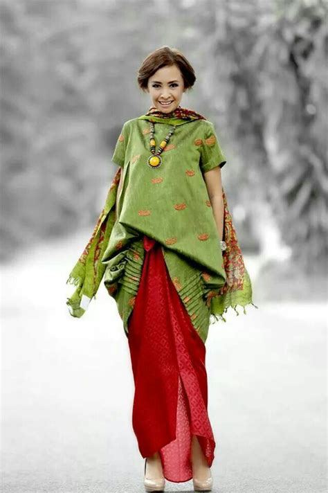 design dress cantik 255 best images about ikat batik tenun kebaya on