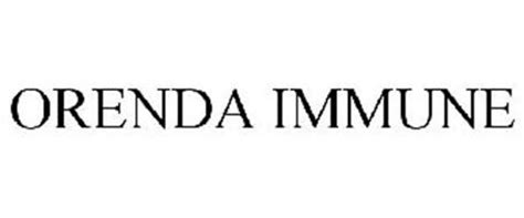 Orenda Detox by Orenda Immune Trademark Of Orenda International Llc