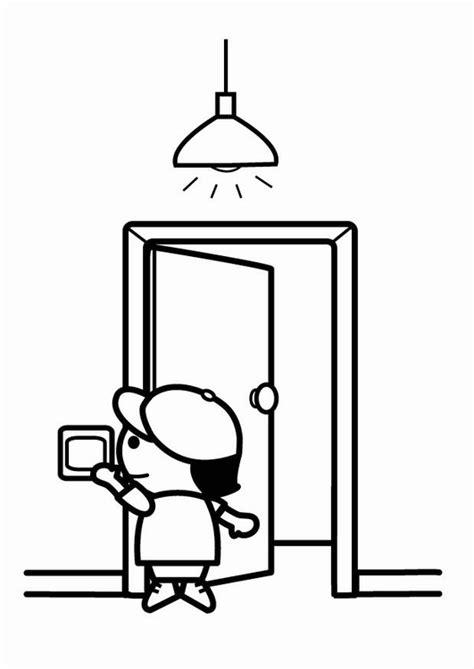 imagenes de ahorro energetico para colorear apexwallpapers com dibujo para colorear ahorrar energ 237 a apagar las luces