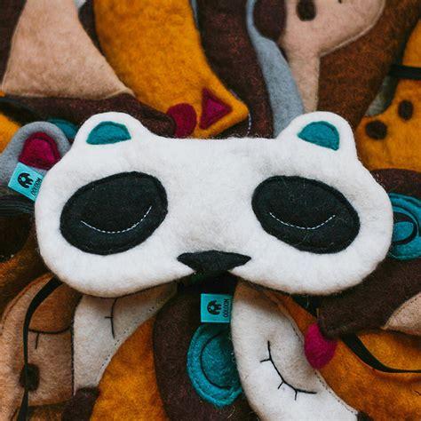 Panda Sleeping Mask panda sleeping mask bored panda