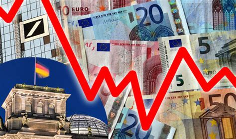 largest bank in germany eu facing imminent recession warning deutsche bank