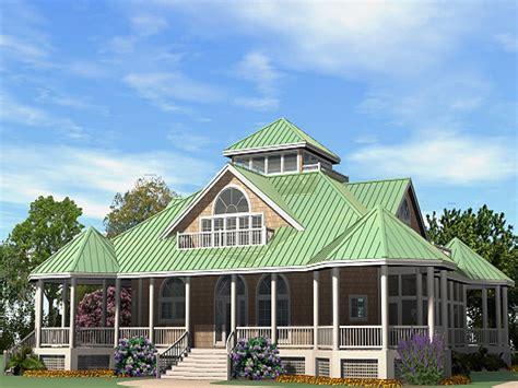 southern house plans  wrap  porch single story