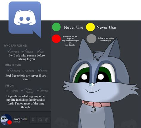 Discord Memes - discord meme thingy by dusktheraccoon on deviantart