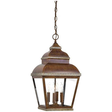 Mossoro Large Outdoor Hanging Lantern Minka Lavery Outdoor Exterior Lighting Pendants