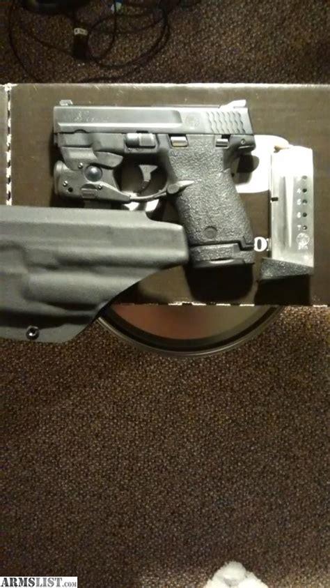 m p shield laser light combo armslist for sale m p shield 9mm with streamlight light