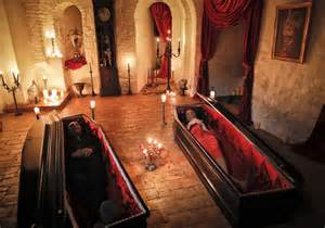 dracula castle romania romania 2 canadians to sleep in coffins at dracula s castle the blade