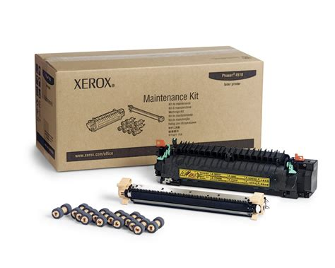 Fuji Xerox Maintenance Kit 109r00732 jual harga sparepart fuji xerox 4510 fuser maintenance kit