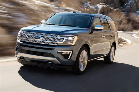 ford expadition 2018 ford expedition to offer live tv motor trend