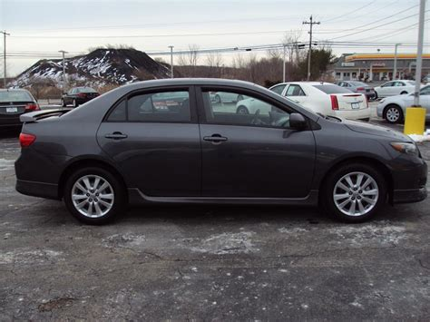 Used 2010 Toyota Corolla S S For Sale 7 999 Executive
