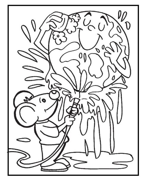 clean earth coloring pages 55 best earth day images on pinterest coloring pictures