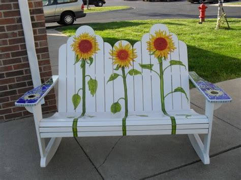 painted adirondack chairs images  pinterest