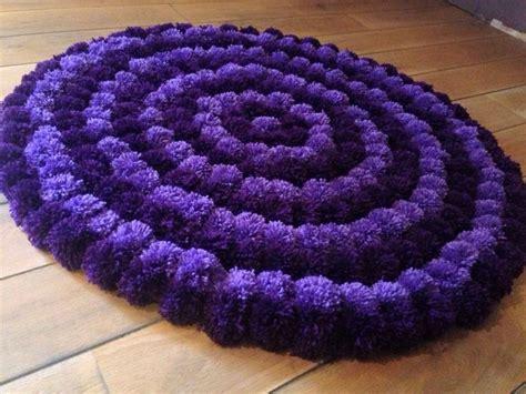 yarn pom pom rug 25 best ideas about pom pom rug on pom pon pom pom diy and rug runners for hallways