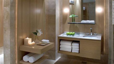 chagne bathtub hotel hotel towel dilemma replace or reuse cnn com