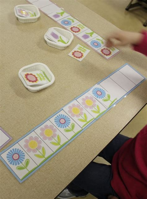 flower pattern preschool student activities and the o jays on pinterest