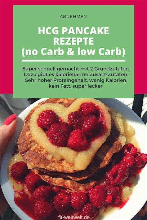 rezepte fuer hcg protein pancakes stoffwechselkur und