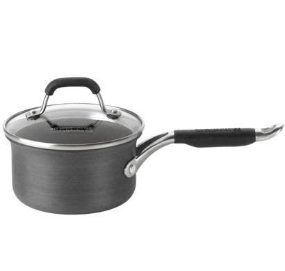 Kitchen Essentials By Calphalon by Calphalon Kitchen Essentials Anodized Nonstick 1 Qt