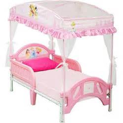 Toddler Bed Tent Walmart Disney Princess Toddler Bed With Canopy Walmart