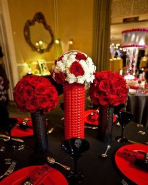 quinceanera themes for color red rock your guests with a punk rock quinceanera theme
